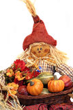 Autumn Scarecrow Royalty Free Stock Photo