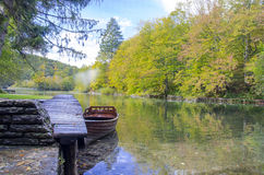 Plitvice national park, Croatia Stock Photography