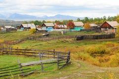 Free Autumn Scenery  In Siberia Stock Images - 160016994