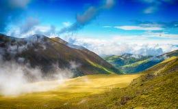 Qinghai Tibet Plateau. The autumn scenery of the Qinghai Tibet Plateau royalty free stock image
