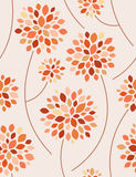 Autumn. Seamless background. Autumn. Seamless abstract background. Vector illustration Stock Photos