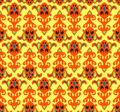 Autumn Seamless Pattern Vector Photo libre de droits