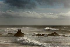 Autumn seascape Royalty Free Stock Image