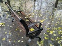 The autumn season characteristic Royalty Free Stock Photography