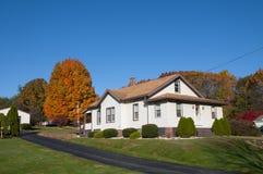 Autumn Season Home Stock Foto