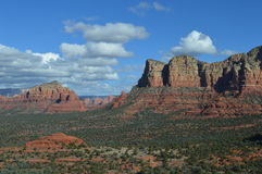 Autumn Sedona Moutains Image stock