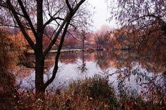 Autumn See Lizenzfreie Stockfotografie