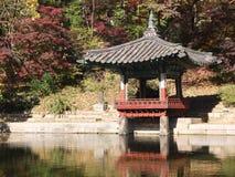 Autumn Seoul Lizenzfreie Stockbilder