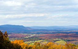 Autumn - Shenandoah Valley Stock Image