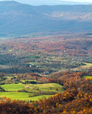 Autumn - Shenandoah Valley Royalty Free Stock Photo