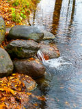 Autumn source Royalty Free Stock Image