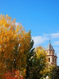Autumn in Spain Royalty Free Stock Image