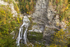 Autumn Splendor chez Lucifer Falls photo stock