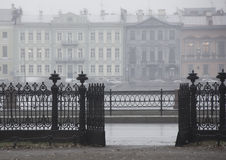 Autumn in St. Petersburg, Russia Royalty Free Stock Photos