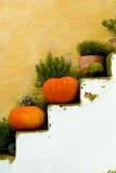Autumn Stairs Royalty Free Stock Photos