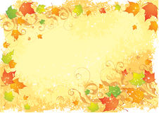 Autumn stationary Royalty Free Stock Photos