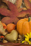 Autumn Still l ife Stock Photography
