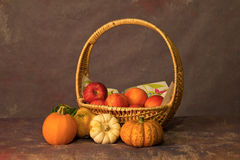Autumn Still Life Royalty Free Stock Photo