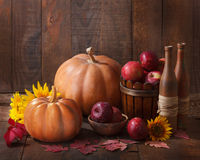 Autumn still life. Stock Image