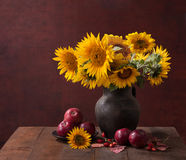 Autumn still life. Stock Photos