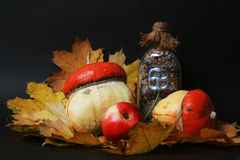 Autumn Stillife Stock Image