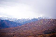 Autumn Storm Approaching stock afbeeldingen