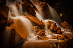 Autumn streams Royalty Free Stock Photos