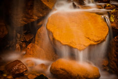 Autumn streams Royalty Free Stock Image