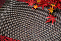 Autumn style background. Chinese style background ,japanese style background ,Autumn style background Stock Image