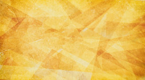 Autumn and summer orange, yellow abstract triangle background Royalty Free Stock Photos
