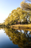 Autumn in Summer Palace Royalty Free Stock Images