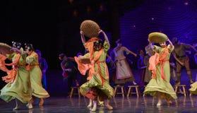 "The autumn sun dance-Dance drama ""The Dream of Maritime Silk Road"" Stock Photos"