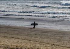 Autumn Surfing imágenes de archivo libres de regalías