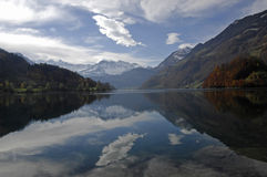 Autumn in Switzerland Royalty Free Stock Image