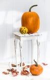 Autumn Table stockfotografie