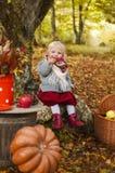 Autumn Tale Immagini Stock Libere da Diritti