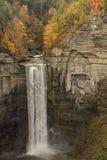 Autumn at Taughannock Falls Stock Photos