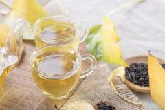 Autumn Tea fotografia stock libera da diritti