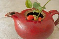 Autumn tea atmosphere Stock Photo