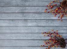 Autumn Thanksgiving Background Stock Image