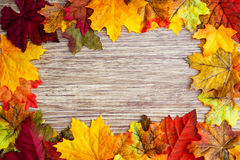 Autumn Thanksgiving Background Royalty Free Stock Photos
