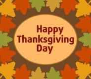 Autumn Thanksgiving  Day background Stock Photos
