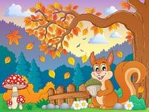 Autumn thematic image 4 Stock Photo