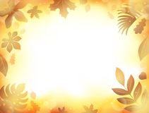 Autumn theme background 9 Royalty Free Stock Images