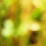 Autumn themed background with circular grid Stock Images