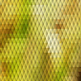 Autumn themed background with diamond grid Royalty Free Stock Photography