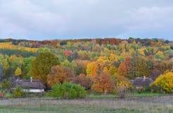 Autumn Time Lizenzfreies Stockfoto