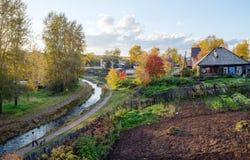 Autumn Time immagini stock libere da diritti
