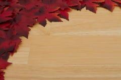 Autumn Time Background Imagen de archivo libre de regalías