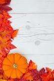 Autumn Time Background Royalty Free Stock Photo